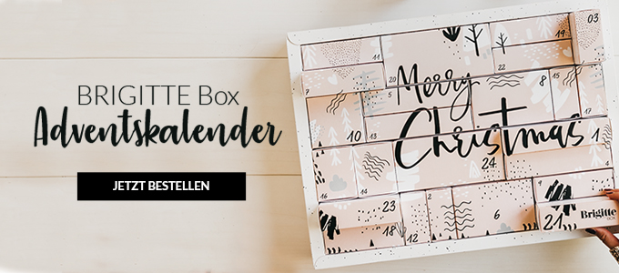 BRIGITTE Box Adventskalender